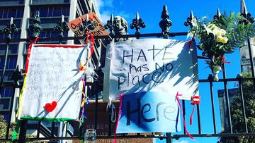 Dunedin vigil Christchurch mosque shooting