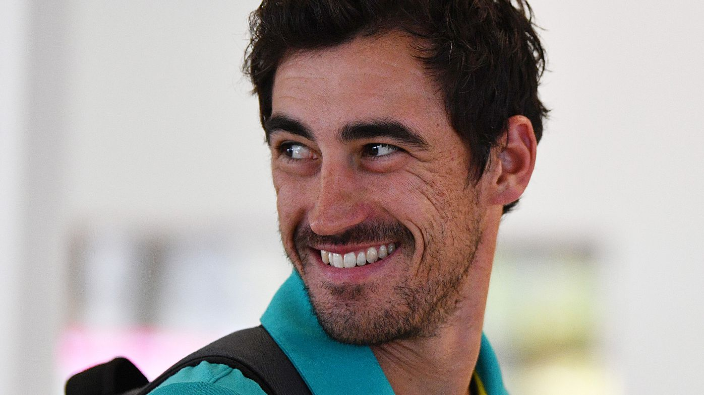Australian bowler Mitchell Starc outlines plans for South African batsman AB de Villiers