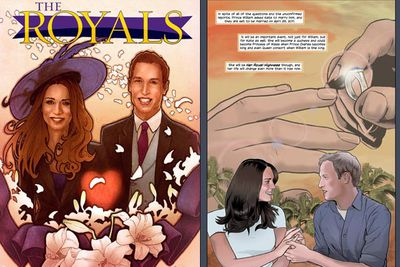 ...in <i>The Royals</i>.