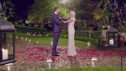 Belinda meets Matty J on The Bachelor