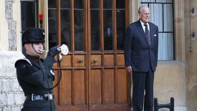 Prince Philip passes on a ceremonial title to Camilla, Duchess of Cornwall