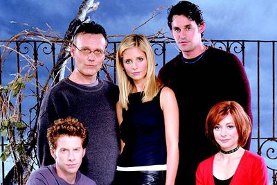 <B>Ran from:</B> 1997 to 2003. A supernatural drama about student turned superhero Buffy Summers.<br/><br/><B>The snub:</B> <I>Buffy</I> was praised by critics and fans alike for its powerful storytelling and sharp writing, reinventing the fantasy genre with its clever mix of drama, comedy and horror. Though it received a few nominations for make-up and music, it was never nominated for best drama or comedy. Fans speculated that Emmy bigwigs simply refused to take the show's surreal concept seriously.