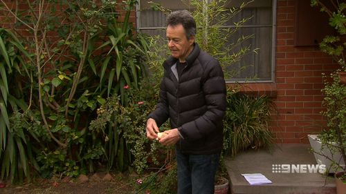 Mr Martell will front court on June 26. (9NEWS)