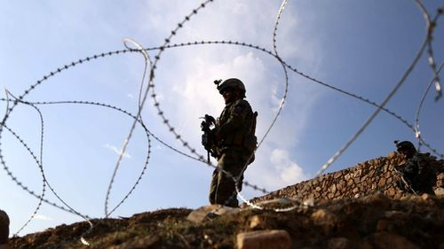 The US has suspended most of its security assistance to Pakistan.