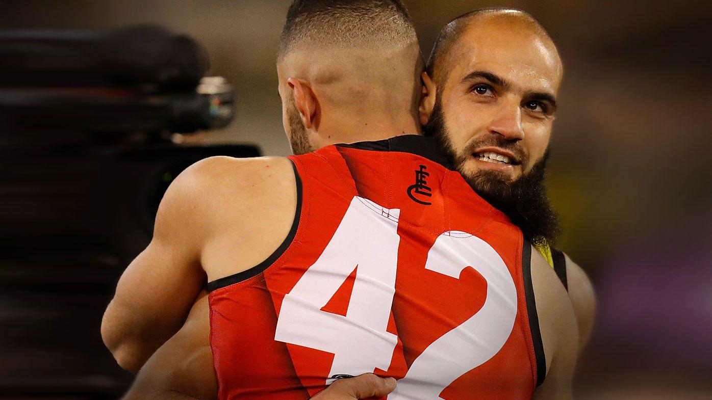 Houli embraces Saad