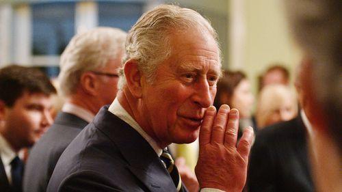 Prince Charles will walk Meghan Markle down the aisle. (AAP)