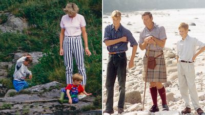 British royal family, Balmoral