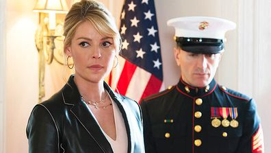 'State of Affairs' marks Katherine Heigl's return to our television screens.
