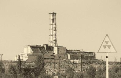 Chernobyl nuclear reactor 4