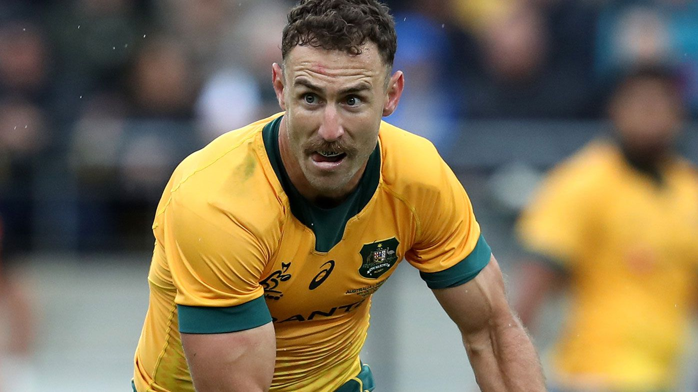 Wallabies halfback Nic White ruled out of upcoming Test series with France
