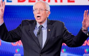 US election: Bernie Sanders ends 2020 campaign, clearing path for Joe Biden to be Democratic nomination