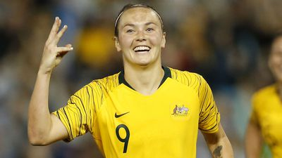Caitlin Foord hat-trick drives Matildas in amazing 5-0 romp over Chile