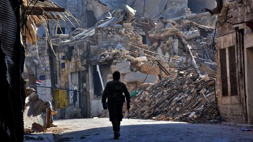 Syrian government and rebels agree to nationwide ceasefire, brokered by Russia and Turkey