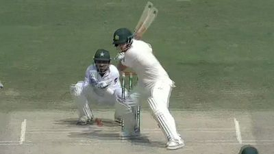 Pakistan in box seat after Aussies crumble