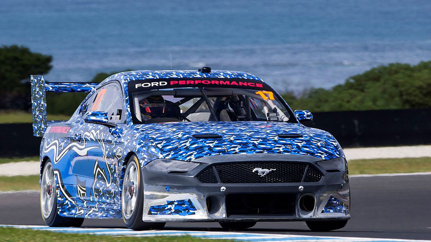 Ford Mustang approved for 2019 Supercars