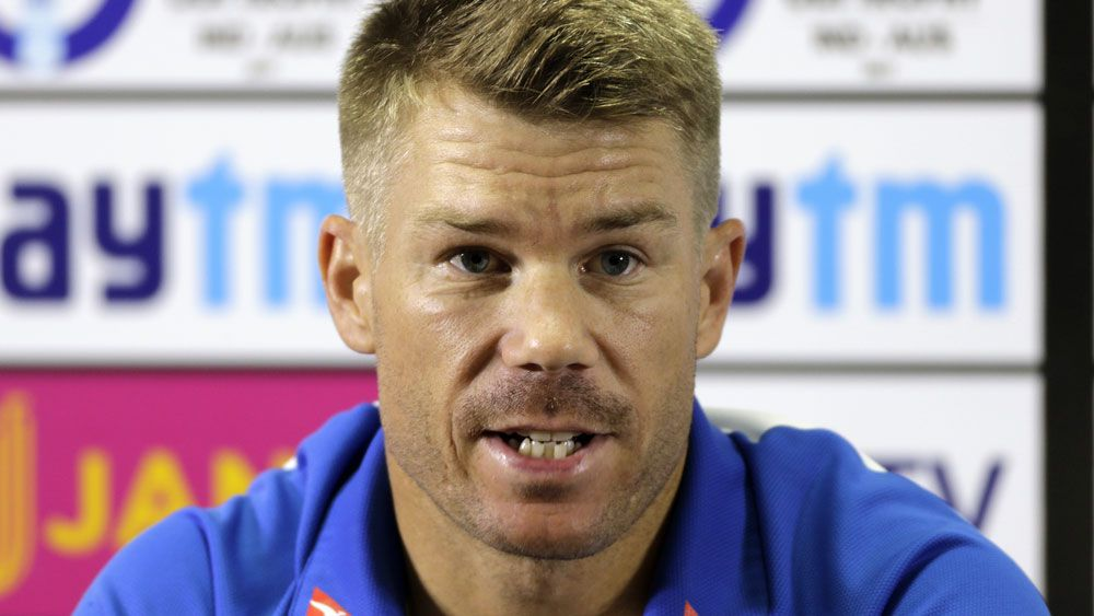 Australian opener David Warner waiting on England allrounder Ben Stokes' ruling after street brawl
