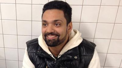 """Enrique Rios, 25, a social worker, was in Orlando celebrating a friend's birthday. He was from New York. His mother told the New York Daily News her son was """"a wonderful person"""". (Facebook)"""