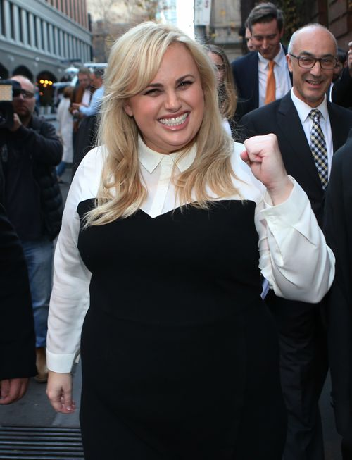 Rebel Wilson scored a massive victory in court against Bauer Media. (AAP)