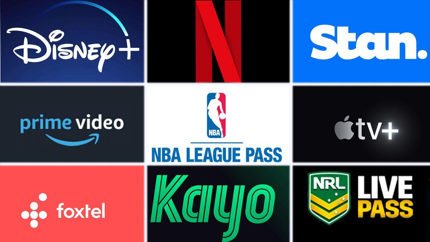 Disney plus Australia: Comparison Netflix, Stan Foxtel, Apple TV, Amazon Prime, sport