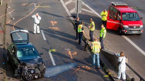 German police arrest man over 'suspected Islamist attack' in Berlin