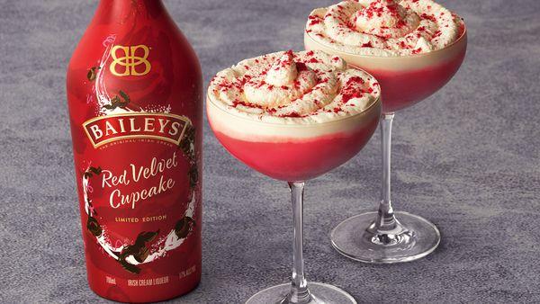 Red Velvet Cupcake Baileys is finally available in Australia