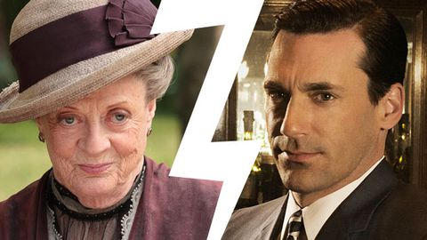 Downton Abbey, Mad Men to go head-to-head at 2012 Emmys