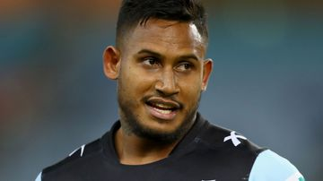 Ben Barba charged with public nuisance offences