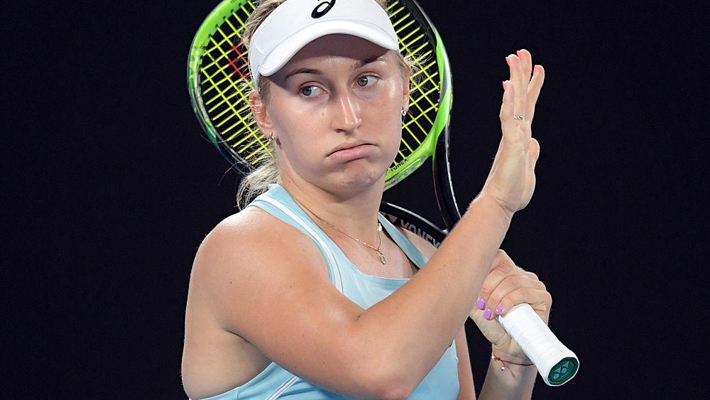 Australian Open 2018: Local hopes Daria Gavrilova and Matthew Ebden bundled out
