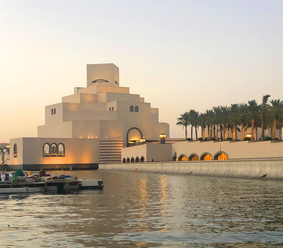 Doha museum Islamic Art