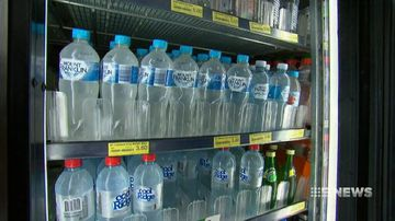 VIDEO: New statistics show Aussies pay top-dollar for bottled water
