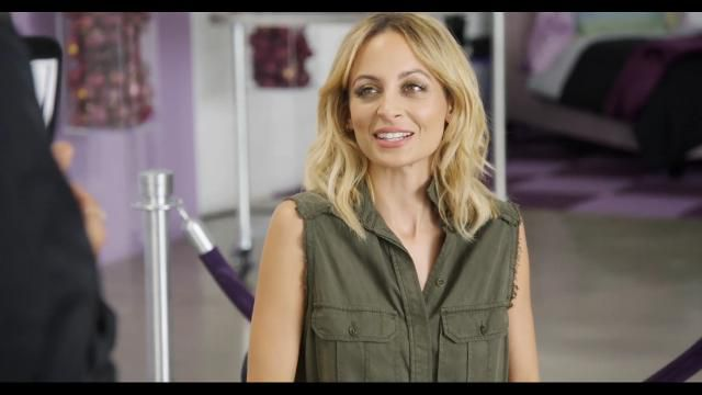 Nicole Richie's wild new role