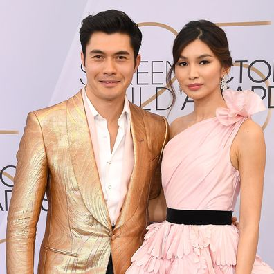 Henry Golding, Gemma Chan, speak out, hate crimes, Asians