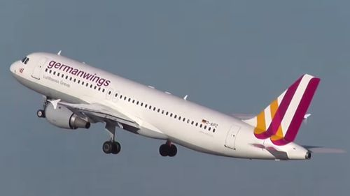 The Airbus A320 was similar to the one pictured. (YouTube: Berlin Movieplanespotting)