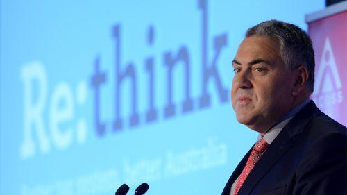 Hockey to take 'fair dinkum' GST conversation to states
