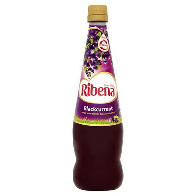 <strong>Ribena Blackcurrant Juice = 10.2 grams of sugar per 100ml</strong>