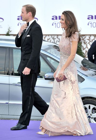 Prince William, Duke of Cambridge and Catherine, Duchess of Cambridge attend the 10th Annual ARK gala dinner at Kensington Palace on June 9, 2011 in London, England.