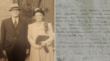 'They wanted to amputate my great grandfather's leg. He said no'