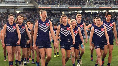 Dockers' horror loss to Geelong sub-standard