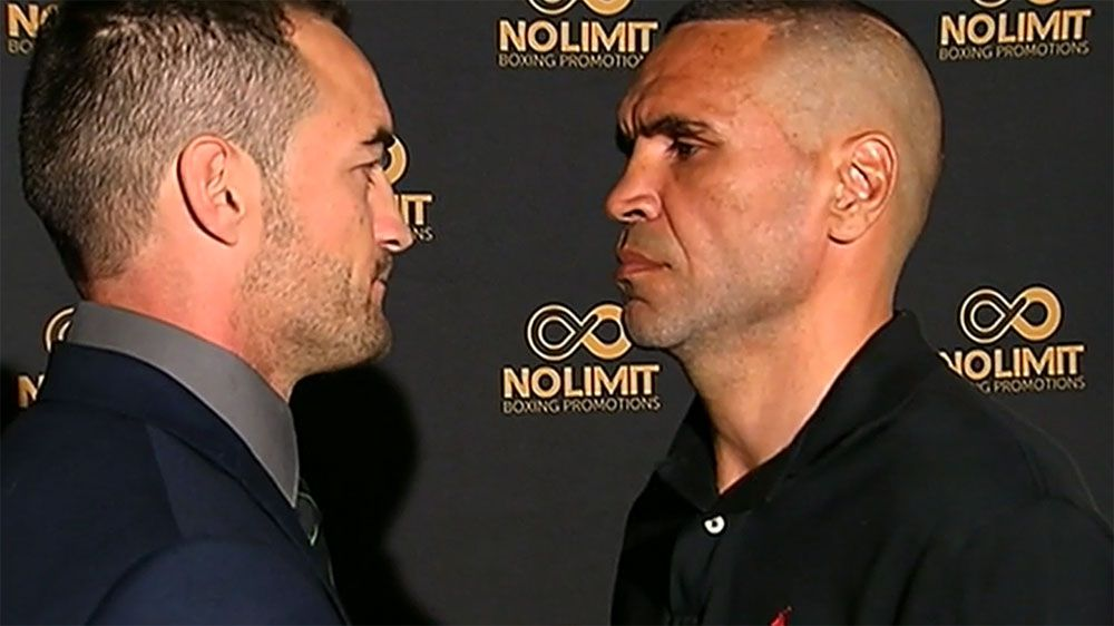 Anthony Mundine to fight Tommy Browne at Star Casino on January 17