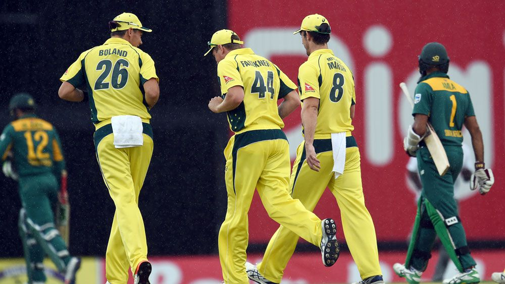 Aussies prepare for virtual ODI semi-final
