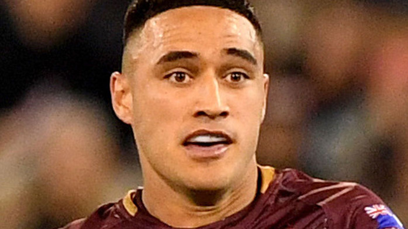 Valentine Holmes set to sign with North Queensland Cowboys in 2019 NRL season
