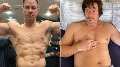 Mark Wahlberg, movie, role, Stu, transformation, gains nine kilos