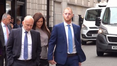 Jury finds England star Ben Stokes not guilty of affray for September 2017 incident