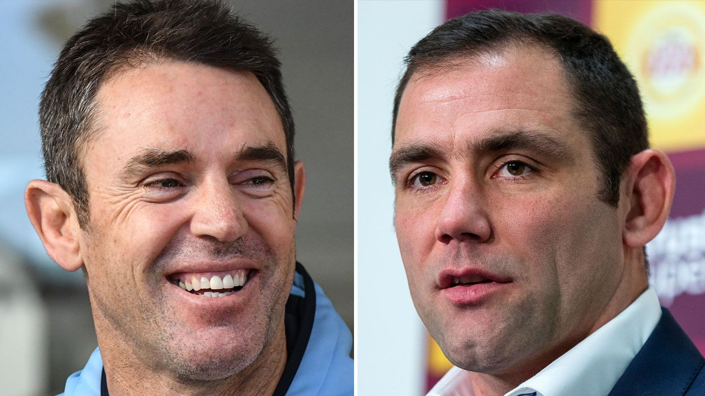 Brad Fittler suggests Cameron Smith retired from State of Origin due strong Blues squad