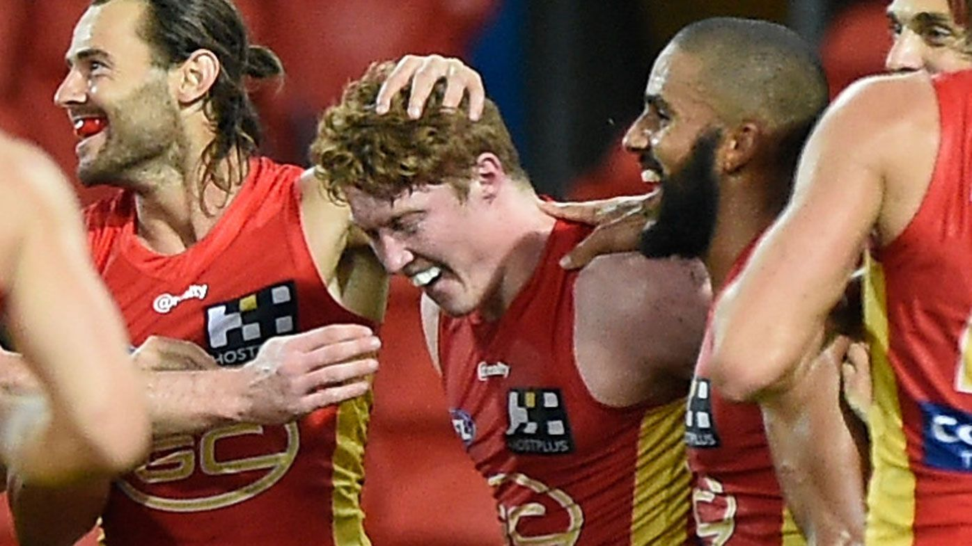 Young superstar Matt Rowell committed to Gold Coast Suns long-term, set to re-sign