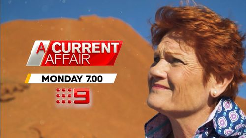 You can watch the full report on Channel 9 on Monday.