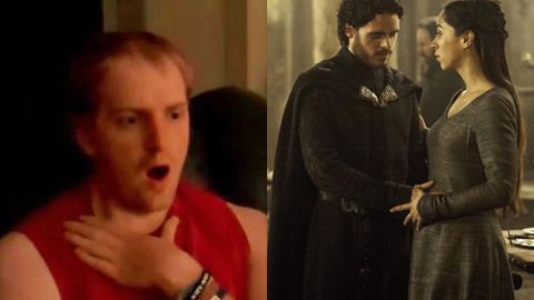 Watch: <i>Game of Thrones</i>' funniest fan reactions to 'Red Wedding' shocker