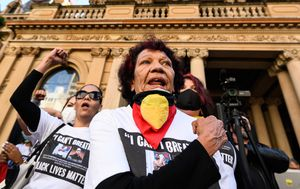Live news updates: Sydney's protest now legal after court grants appeal; Rallies could have 'devastating' health impacts warns expert; Mass protests across Australia; Trump invokes George Floyd's name in boast