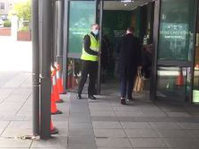 Happiest worker in the world is a Melbourne man brightening up lockdown
