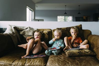Parents are finding out just how much kids can eat these school holidays.